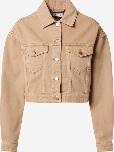 EDITED Prijelazna jakna 'Mila' u svijetlobež, Pregled proizvoda