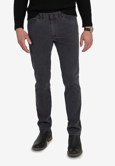 CLUB OF COMFORT Jeans 'Marvin 7015' in grau, Modelansicht