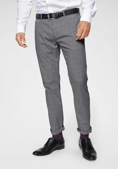 ROY ROBSON Hose in grau, Modelansicht