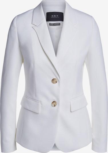 SET Blazer in weiß, Produktansicht