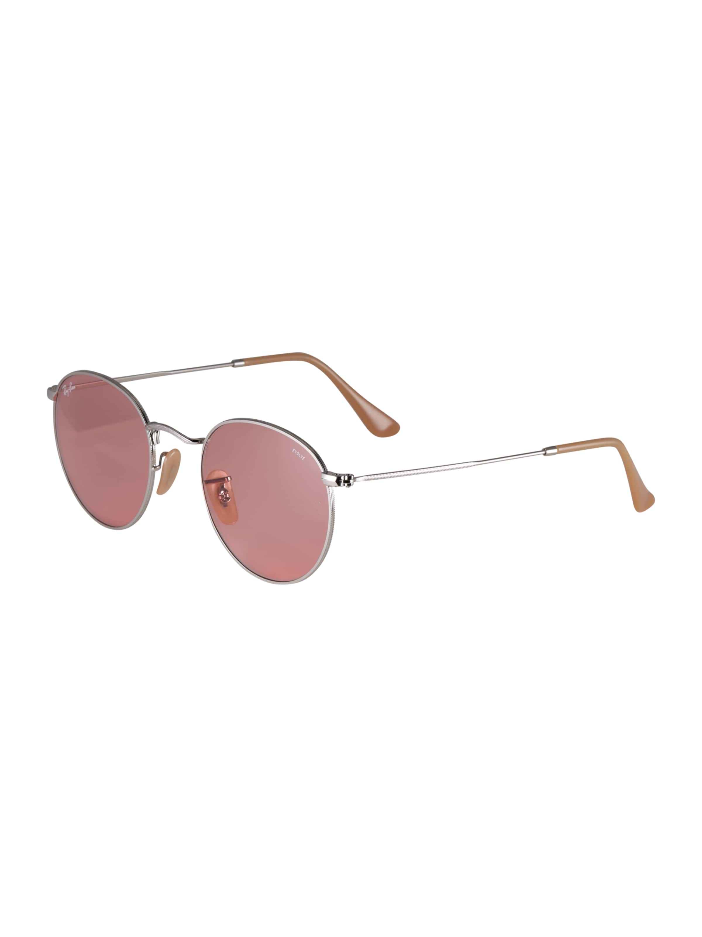 In ban Ray Ray Sonnenbrille Silber UqMVpGSz