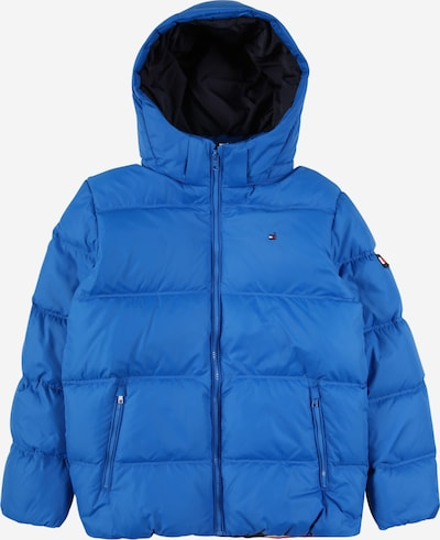 TOMMY HILFIGER Winterjas in de kleur Royal blue/koningsblauw, Productweergave