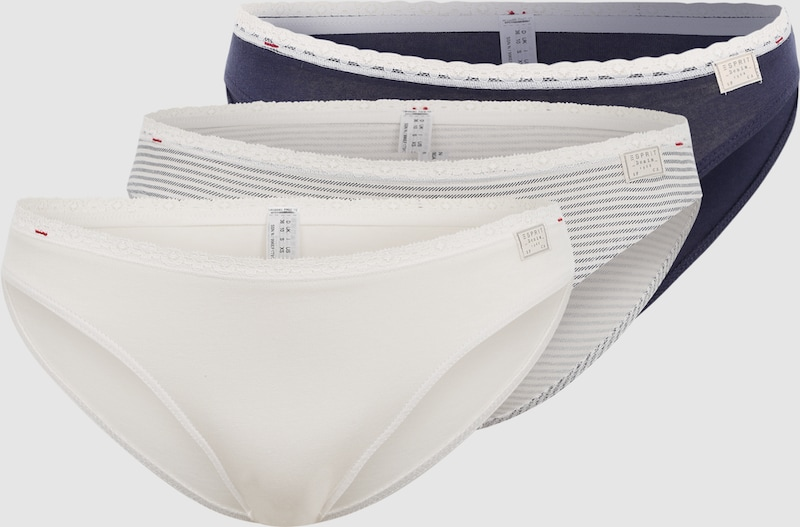ESPRIT Mini Brief Hipster im 3er Pack