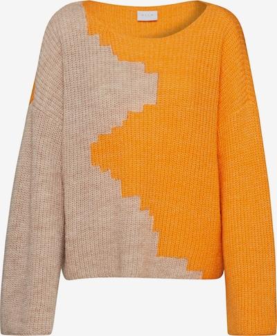 VILA Pullover 'VILOUI' in beige / apricot, Produktansicht