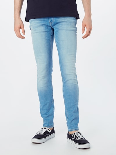 JACK & JONES Jeans 'AGI 002 NOOS' in blue denim, Modelansicht