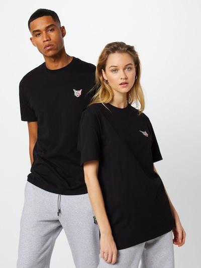 PARI Shirt 'Theresa' in de kleur Zwart: Vooraanzicht