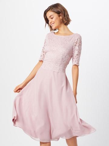 Vera Mont Cocktail Dress in Pink
