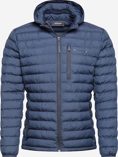 PEAK PERFORMANCE Jacke in marine / schwarz, Produktansicht