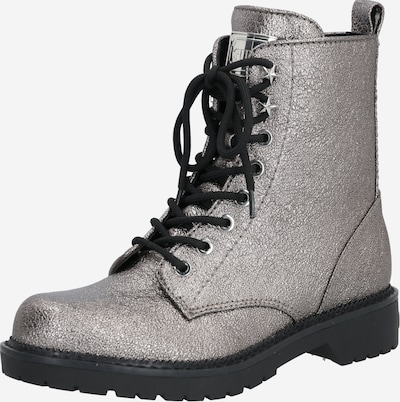 GUESS Stiefel 'Talisa' in silber, Produktansicht