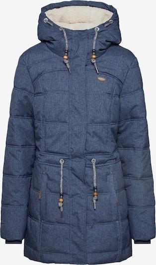 Ragwear Winterparka 'ASHANI' in de kleur Navy, Productweergave