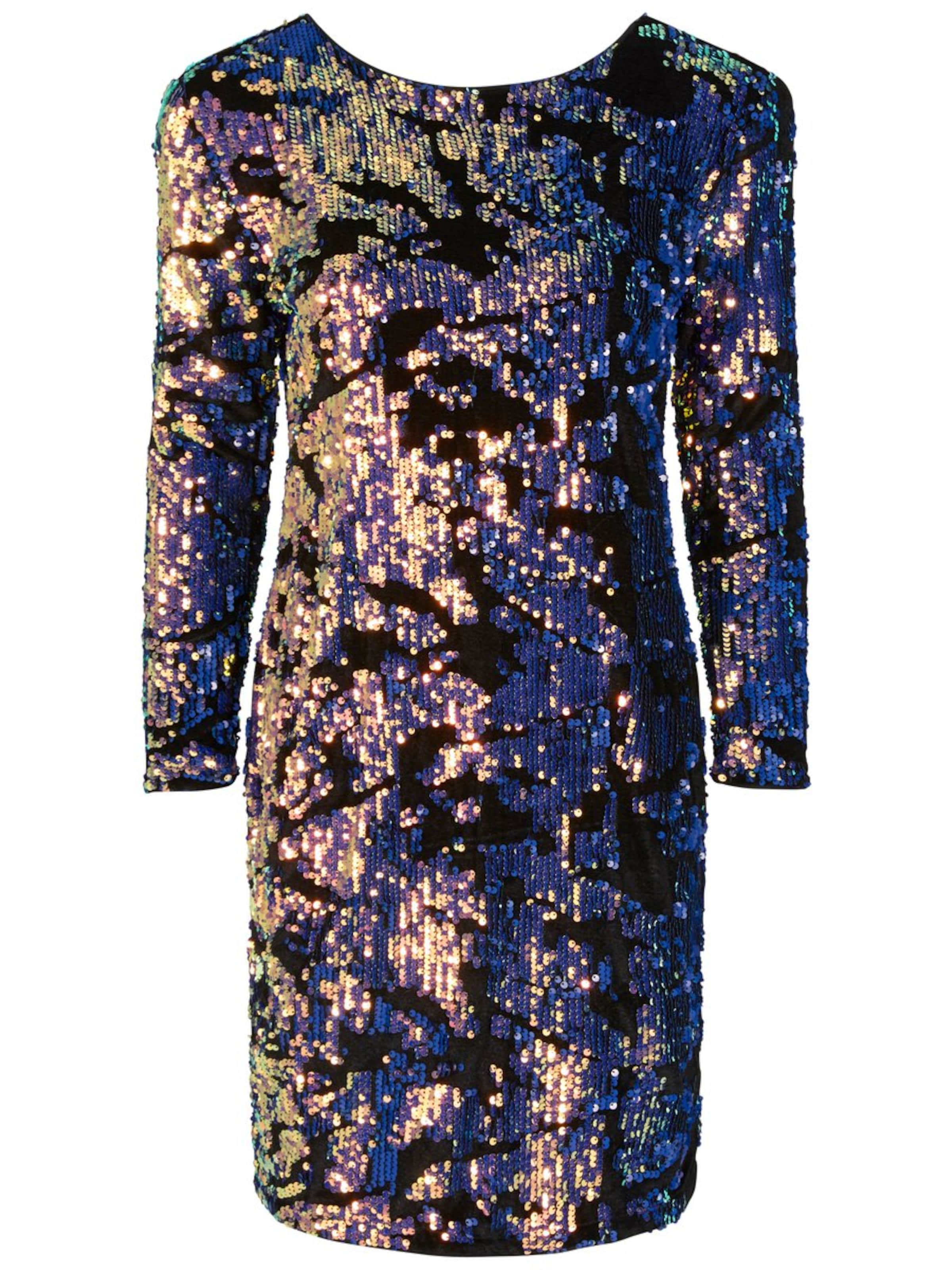In a s 'hannah Kleid Y ViolettblauSchwarz Sequin' SVqzpGjLUM