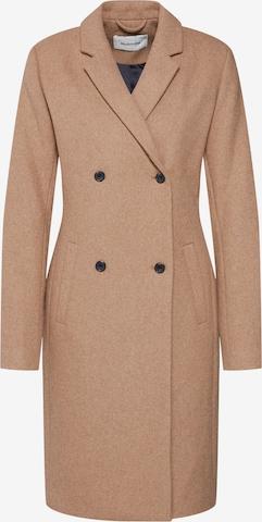 modström Prechodný kabát 'Odelia' - Hnedá