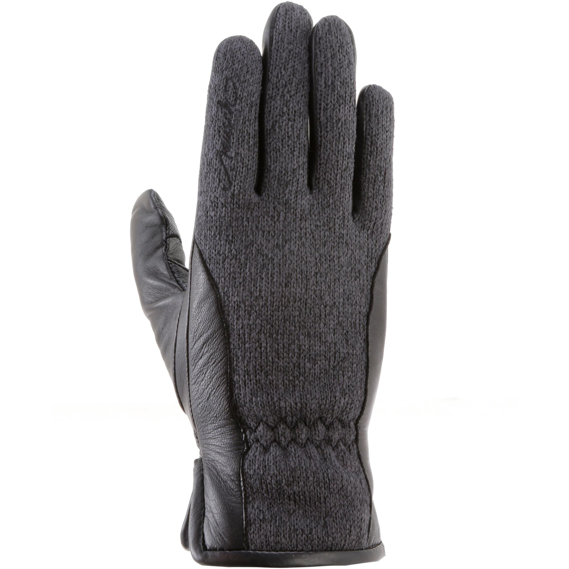 Reusch Fingerhandschuhe Fingerhandschuhe In DunkelgrauSchwarz 'verona' Reusch jUGMqLSVzp