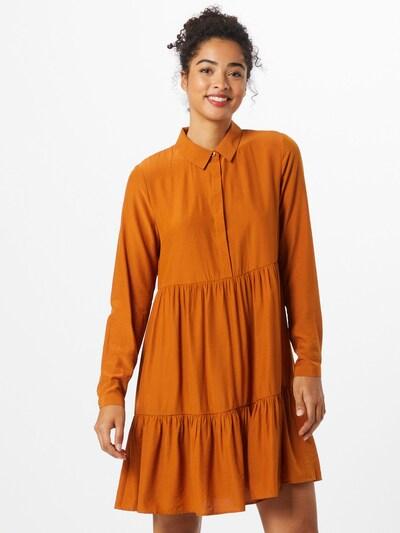 Palaidinės tipo suknelė iš VILA , spalva - oranžinė-raudona, Modelio vaizdas