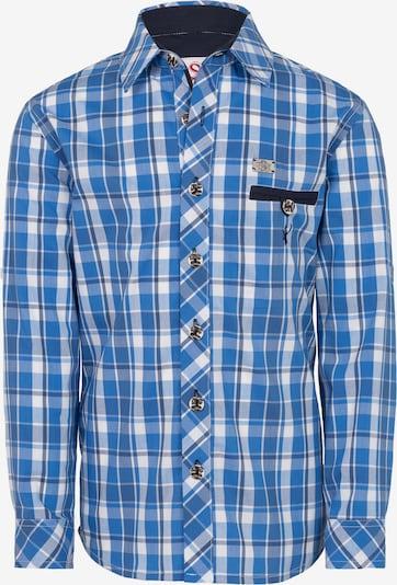 SPIETH & WENSKY Hemd in blau, Produktansicht