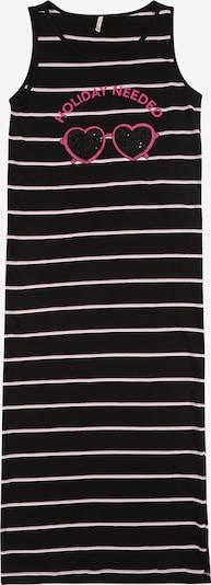 KIDS ONLY Šaty 'IBBIE LIFE' - černá / bílá, Produkt