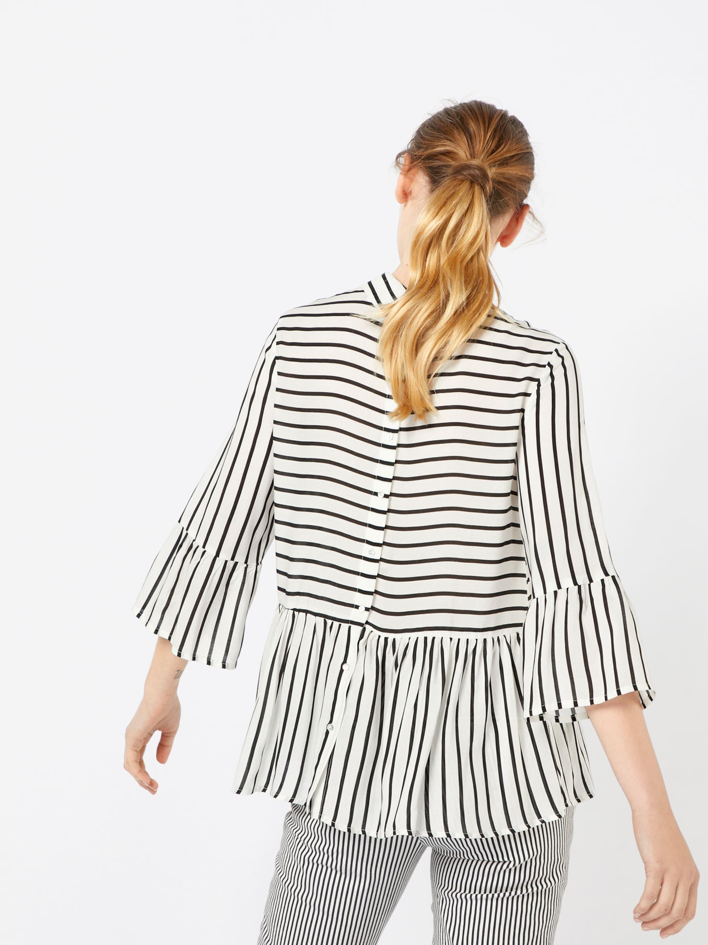 ESPRIT Bluse 'stripe' Spielraum Online-Shopping-Outlet Verkauf ACxqhPHkr5