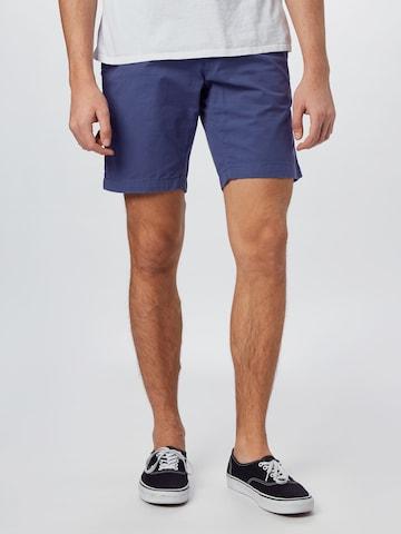 TOMMY HILFIGER Chino-püksid 'Brooklyn', värv sinine