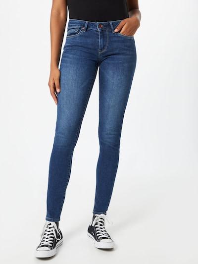 Jeans 'Pixie' Pepe Jeans pe denim albastru: Privire frontală