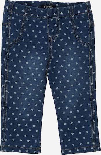 BLUE SEVEN Jeggings in dunkelblau, Produktansicht