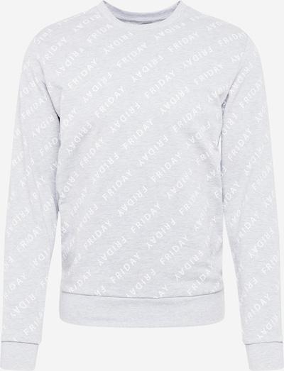 Casual Friday Mikina 'Storm' - svetlosivá / biela, Produkt