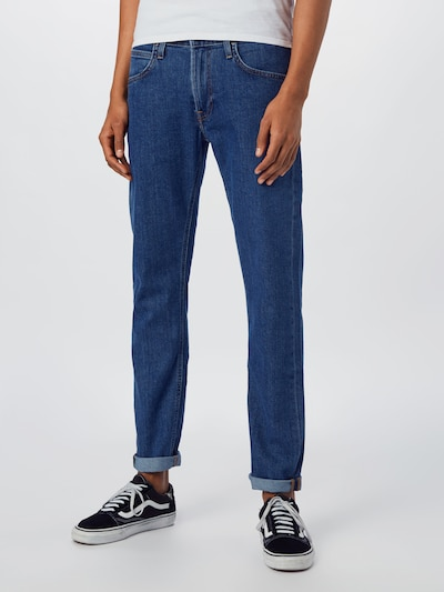 Lee Jeans 'DAREN' in blue denim, Modelansicht