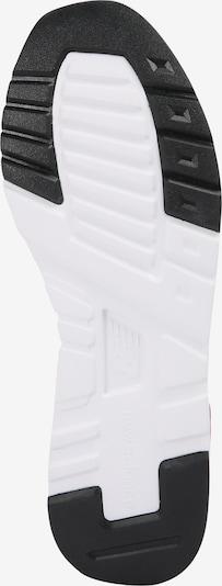 new balance Sneaker in navy / grau / hellgrau: Ansicht von unten