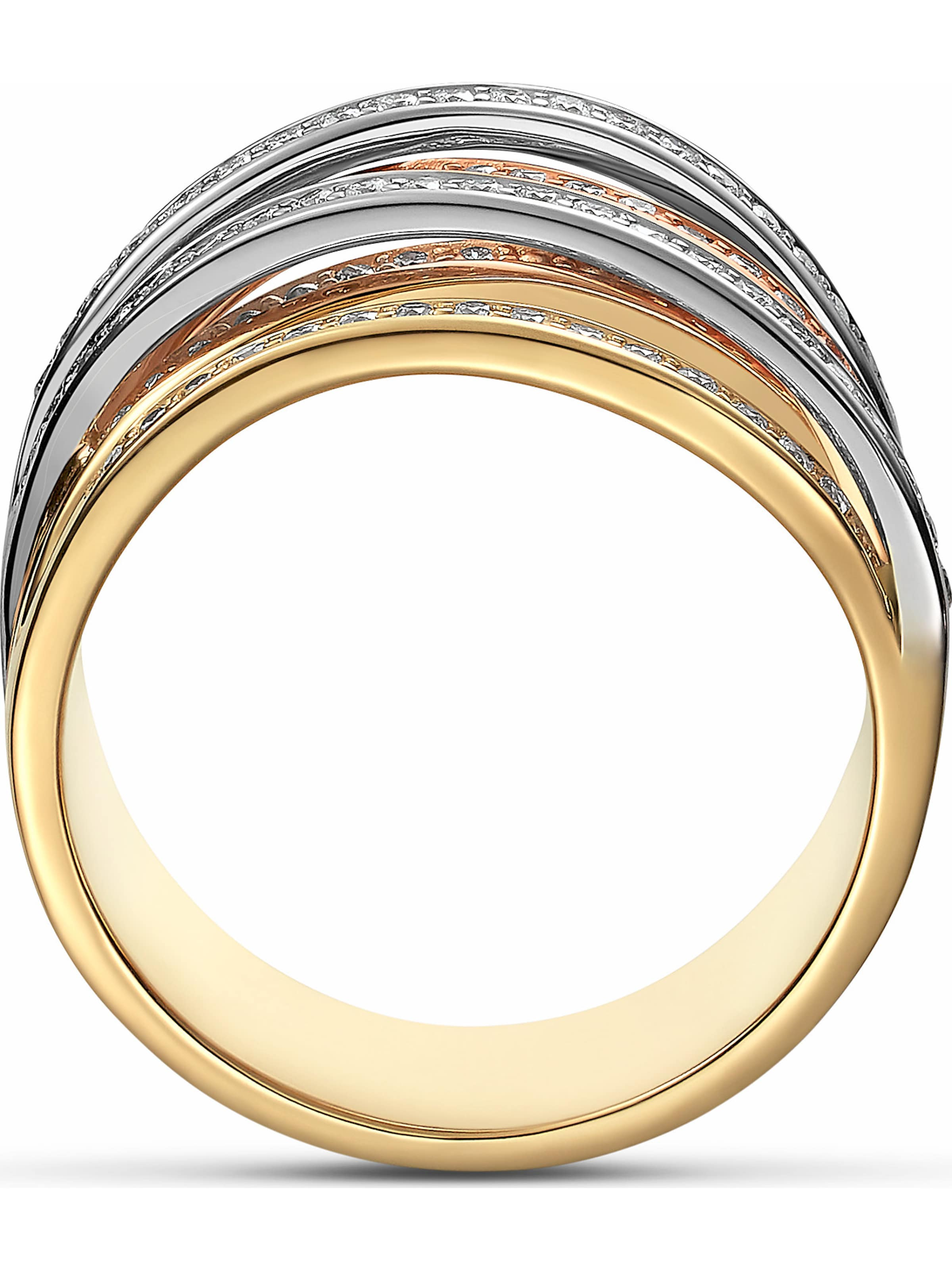Christ Silber Christ In GoldRosegold Ring Silber GoldRosegold Ring In 0wOXknP8