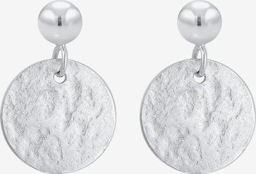 ELLI Earrings 'Geo' in Silver