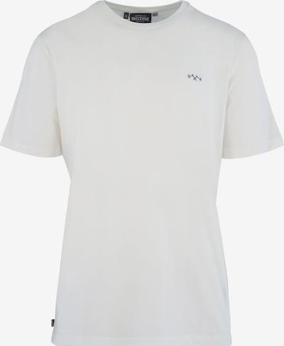 mazine T-Shirt 'Burwood' in weiß, Produktansicht