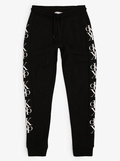 Calvin Klein Jeans Hose in schwarz, Produktansicht