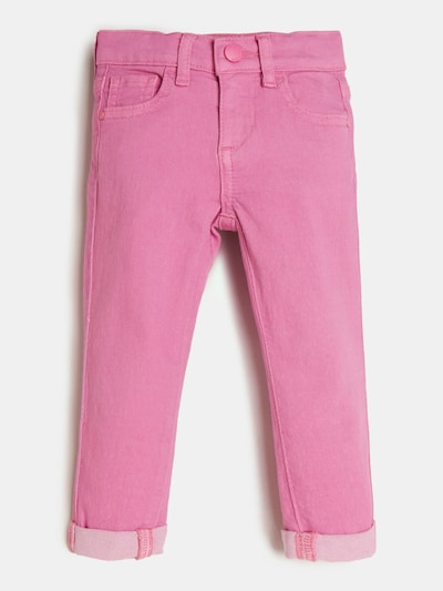GUESS KIDS Hose in pink, Produktansicht