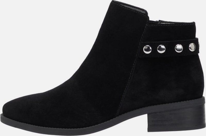 Bianco Ankle Stiefel 'ANETT Leder Markenrabatt