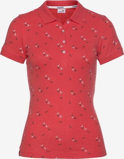 KangaROOS Poloshirt in rot, Produktansicht