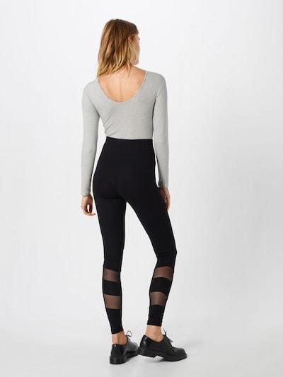 ABOUT YOU Leggings 'Phoebe' in schwarz: Rückansicht