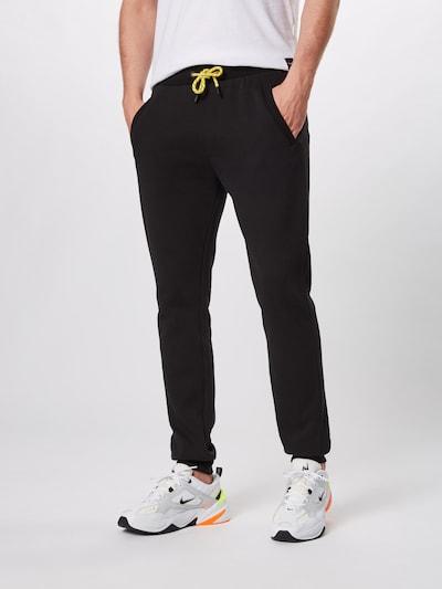 Urban Classics Pantalon en or / noir: Vue de face