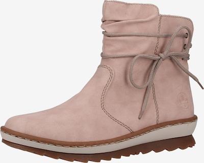 RIEKER Stiefel in rosa, Produktansicht