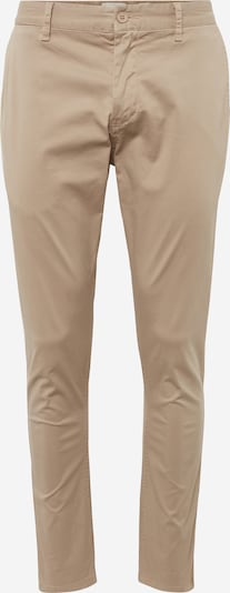 minimum Chino 'norton 2.0 2037' in dunkelbeige, Produktansicht