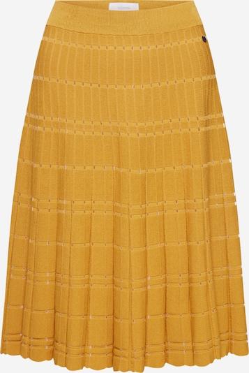 NÜMPH Spódnica 'Nuamalisa' w kolorze ciemnożółtym, Podgląd produktu