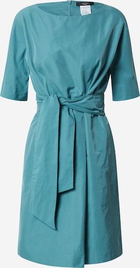Weekend Max Mara Jurk 'Pesi' in de kleur Turquoise, Productweergave