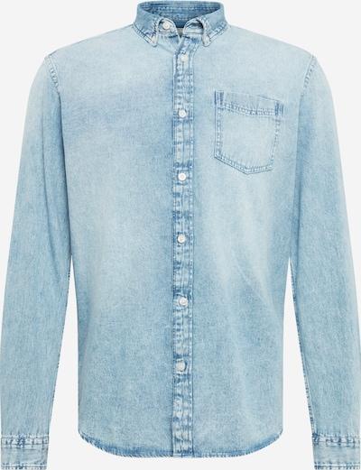 EDC BY ESPRIT Společenská košile 'moonwash' - modrá džínovina, Produkt