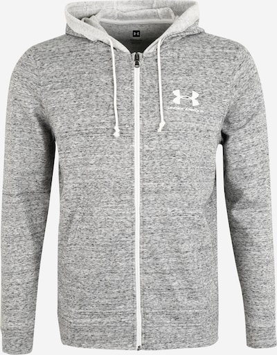 UNDER ARMOUR Sportjacke in weiß, Produktansicht