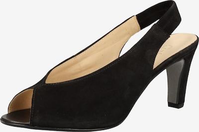 GABOR Slingpumps in de kleur Zwart, Productweergave
