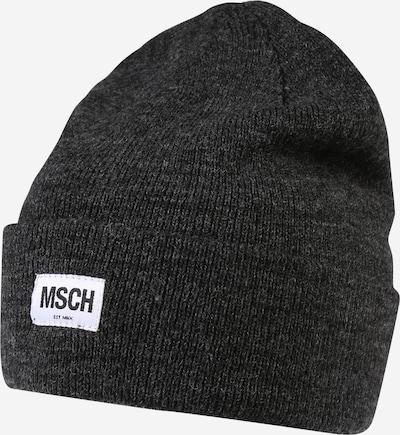 Megzta kepurė 'Mojo' iš MOSS COPENHAGEN , spalva - tamsiai pilka, Prekių apžvalga