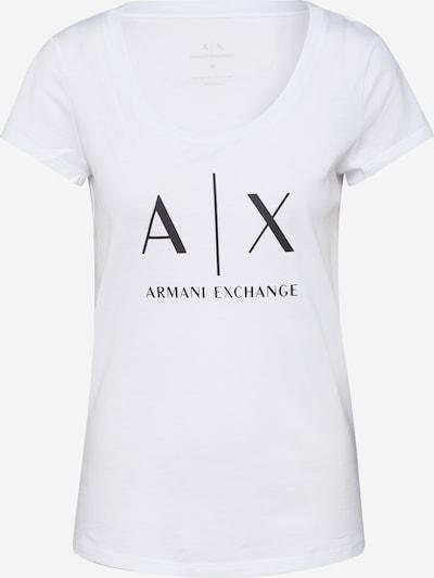 Maglietta '8NYT70' ARMANI EXCHANGE di colore bianco, Visualizzazione prodotti