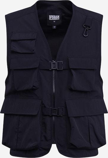 Urban Classics Bodywarmer 'Tactical' in de kleur Zwart, Productweergave