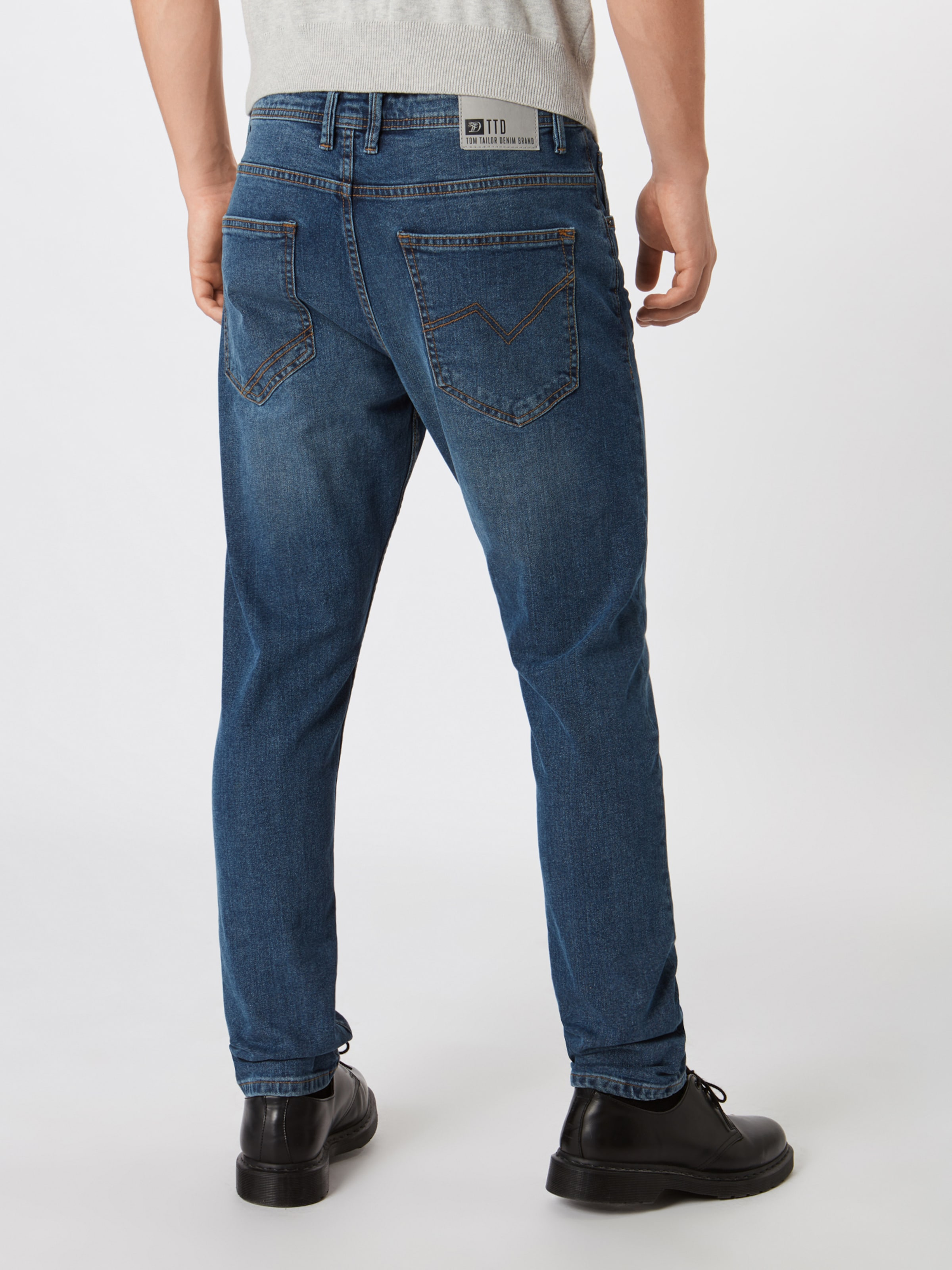 'conroy' Tailor Denim Jeans Tom In Blue 5RAL34jq