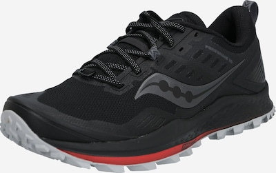 saucony Chaussure de sport 'Peregrine 10' en noir, Vue avec produit