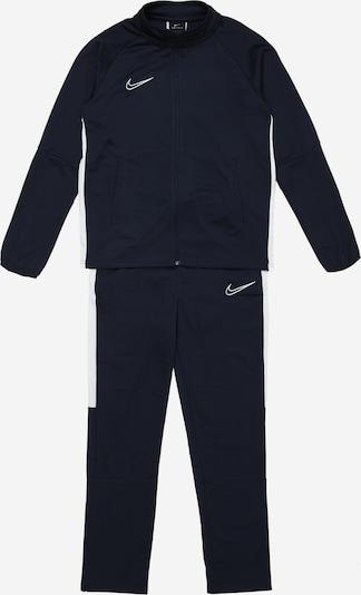 NIKE Trainingsanzug 'Academy' in kobaltblau / weiß, Produktansicht