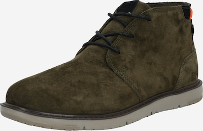 TOMS Boots 'NAVI' in oliv, Produktansicht